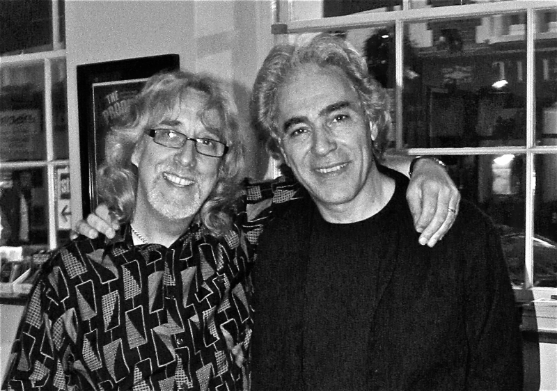 with Gordon Giltrap